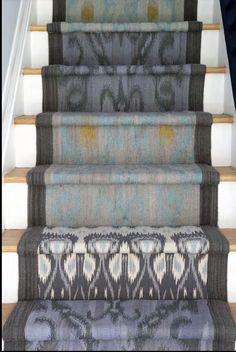 Custom Modern Stair Runners Traditional Staircase | For The Home |  Pinterest | Modern Stairs, Traditional Staircase And Staircases