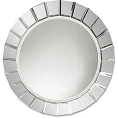 Fortune 'Web' Beveled Mirror