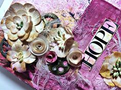 Craft for a Cure - project ideas for breast cancer awareness