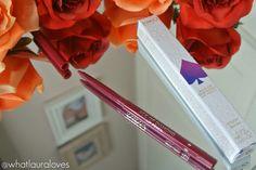 Kiko Ace of Diamond Lip Pencil in 27 Refined Burgundy  Review here: http://www.whatlauralovesuk.com/2014/11/kiko-daring-game-fall-collection-review.html   #kiko #makeup #autumn #winter #inspiration #eyeliner #winged #liner #eyeshadow #lipliner #lipstick #berry #lips #wine #nailpolish