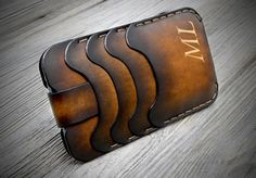 iPhone 6 Leather Case / iPhone 6 Leather Wallet / от Odorizzi