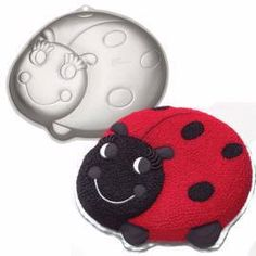 Wilton Lady Bug Cake Pan New by BellaGBoutiqueInc on Etsy