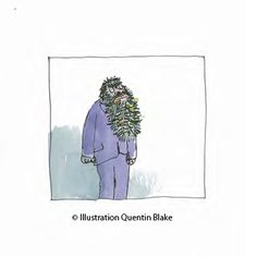 Mr Twit, from THE TWITS fame, and his beard. One of the most memorable (and revolting) characters from Roald Dahl's books. Roald Dahl The Twits, Roald Dahl Books, World Book Day Ideas, Quentin Blake, Children's Books, Costume Ideas, Love Her, How To Memorize Things, Characters