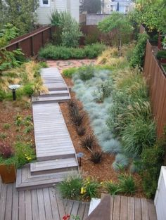 You can still have grass without a lawn in a xeriscape garden