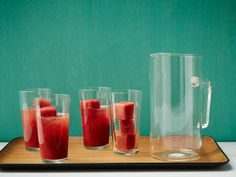 Bloody Marys with Tomato Vodka Recipe : Alton Brown : Food Network - FoodNetwork.com