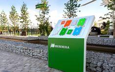 Plano de situación en el exterior del Campus de Iberdrola en Madrid. Interior Exterior, Madrid, Games, Logos, Blue Prints, Logo, Gaming, Plays, Game