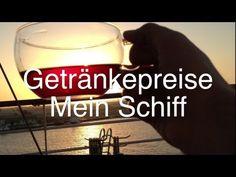 www.cruisejournal.de #Cruise #Kreuzfahrt #Cruise #Getränkepreise auf der #Mein Schiff 2