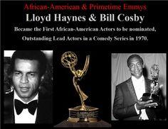 African-American & Primetime Emmys #EmmyAwards