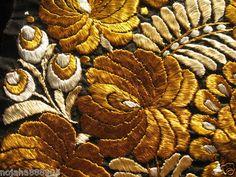 the woolly dog: mood board Hungarian Embroidery, Folk Embroidery, Learn Embroidery, Silk Ribbon Embroidery, Embroidery Patterns, Crazy Patchwork, Chain Stitch, Textile Art, Folk Art