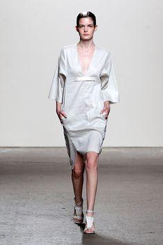New York Fashion Week Spring 2014: The Best Looks - Zero Maria Cornejo Spring 2014 Look 34