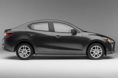 Release 2016 Scion iA Sedan Review Side View Model