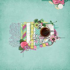 My Cup of Tea - Scrapbook.com