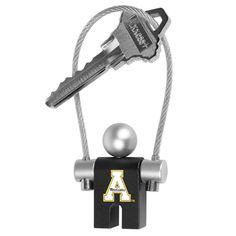 Appalachian State Mountaineers NCAA Jumper Keychain