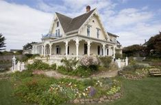 Maccallum House Inn in Mendocino, California | B&B Rental