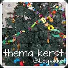 Thema: kerst - jufBianca.nl - boeken - hoeken - knutselen - lesidee
