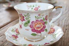Royal Ascot  Indian Rose  Fine Bone China