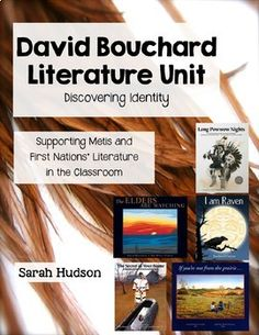 Supporting First Nations, Metis and Native American Literature in the Classroom Discovering identity is a literature unit based on books written by famous Canadian Metis author, David Bouchard. Through Bouchard's quest for his cultural identity, students Grade 2, Second Grade, Native American Literature, Book Authors, Books, Traditional Stories, Aboriginal Culture, Cultural Identity, Author Studies