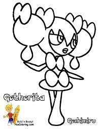 pokemon amaura coloring pages - photo#26
