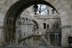 My favorite spot in Budapest, Fisherman's Bastion on Castle hill. Buda Castle, Saint Stephen, Danube River, Grand Tour, Amazing Architecture, Hungary, Budapest, Barcelona Cathedral, Tours