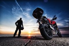 Today's Photo Journey shares a wonderful ride from one country to another and continues to next one. The MotoGrapher, Sundeep started on his Ducati MultiStrada, from Dubai and is headed towards Italy.  Let's check out his Photo Journey through multiple countries and know about it...Sundeep has been updating Facebook and mission-blog on daily basis. He is a birilliant photographer as well and loves to be called a 'Motographer'...