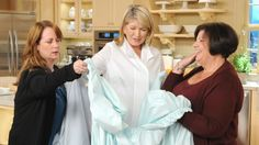 Watch Martha Stewart's Fold a Fitted Sheet Video. Get more step-by-step instructions and how to's from Martha Stewart.