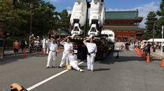 警視庁警備部特車二課整備班 #kyoto #japan