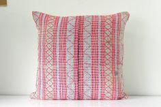 Boho Bohemian Rare VINTAGE HMONG Textile Batik Patch Work by Tshaj