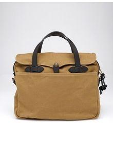 Original Briefcase In Tan