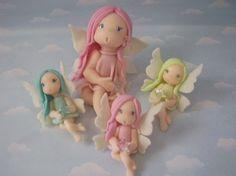 Souvenirs en porcelana fria: cumpleaños, bautismos, comunion, 15 años, 1er añito, nacimientos, casamientos y mucho mas...