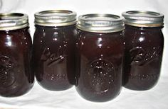365 Days of Creative Canning: Day 56: Blackberry Lemon Concentrate