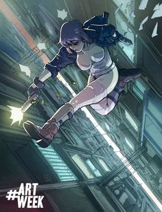 Ghost In The Shell Fan Art Nicole Cleary S Collection Of 10 Ghost In The Shell Ideas