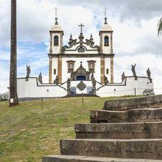 ©Gabrielle et  Michel Therin-Weise - Brazil - State of Minas Gerais, City of Congonhas - Sanctuary of Bom Jesus do Congonhas
