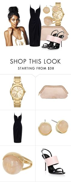 """gil"" by gilnely on Polyvore featuring moda, Michael Kors, Burberry, Zimmermann, Cole Haan e Giuseppe Zanotti"