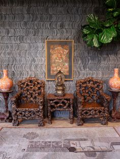 Vintage Chinese Roof Tiles | From a unique collection of antique and modern architectural elements at http://www.1stdibs.com/furniture/building-garden/architectural-elements/
