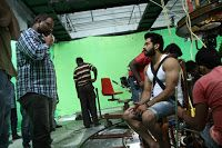 Latest Images of Simba Movie Working Stills Hot Gallerywww.vijay2016.com