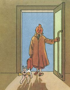 """Hergé: """"Tintin"""""""
