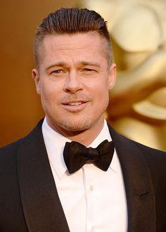 Les acteurs les plus sexys en 2014: Brad Pitt (Getty Images) | Elle Québec