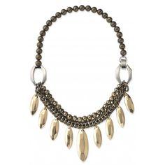 Stella & Dot Limited Edition - Safari Necklace