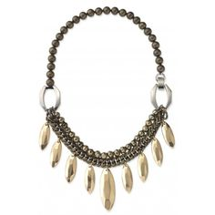 Stella & Dot Limited Edition - Safari Necklace | www.stelladot.com/sites/rebeccacastillo