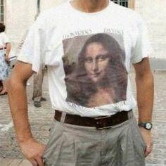 Leonardo Da Vinci T-Shirt - Worldwide Shipping