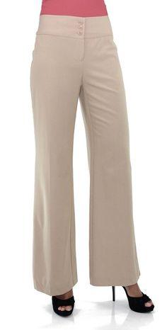 Women's plus size trouser pants