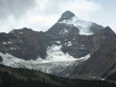 Columbia Glacier Mount Everest, Columbia, Canada, Mountains, Nature, Travel, Naturaleza, Viajes, Destinations