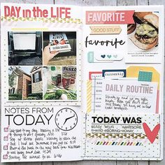 @danieladobson is sharing her travelers notebook on our blog today! She's using…