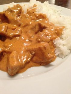 indian butter chicken It sounds fabulous Great directions too Meat Recipes, Indian Food Recipes, Asian Recipes, Chicken Recipes, Cooking Recipes, Ethnic Recipes, East Indian Food, West Indian, Trinidad Recipes