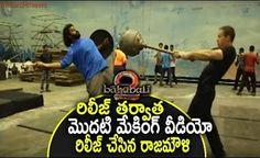 Baahubali 2 Movie Making Video | Prabhas | Rana | Anushka | SS Rajamouli | Tamanna | Bahubali 2