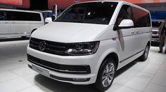 Cool Volkswagen 2017: 2016 Volkswagen Multivan TDI BlueMotion -  Exterior and Interior Walkaround...  Frankfurt Motor Show 2015 Check more at http://carsboard.pro/2017/2017/02/21/volkswagen-2017-2016-volkswagen-multivan-tdi-bluemotion-exterior-and-interior-walkaround-frankfurt-motor-show-2015/