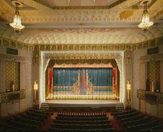 The historic Washoe Theater in my hometown, Anaconda, Montana.