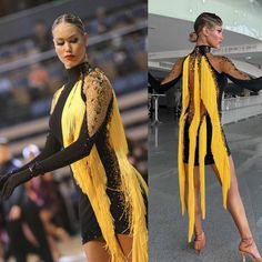 🎁 FREE SHIPPING 🚚 🛒 Order on the website www.ddressing.com - - - #ballroom #dress #dancechallenge #latina Ballroom Dresses For Sale, Ballroom Dance, Dance Costumes, Dance Wear, Kimono Top, Dresses With Sleeves, Saree, Free Shipping, Website
