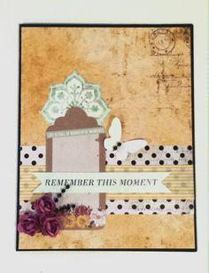 Kaisercraft: Be-YOU-tiful Collection: card