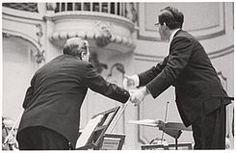 Wolfgang Sawallisch (Múnich, Alemania, 26 de agosto de 1923 - Grassau, Alemania, 22 de febrero de 2013)1 fue un director de orquesta y pianista alemán.